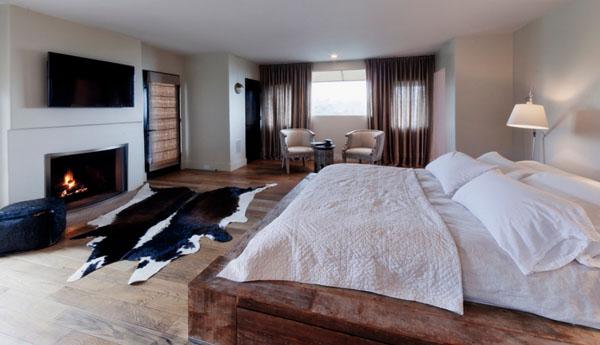 エイジングウッドのベッドルーム2