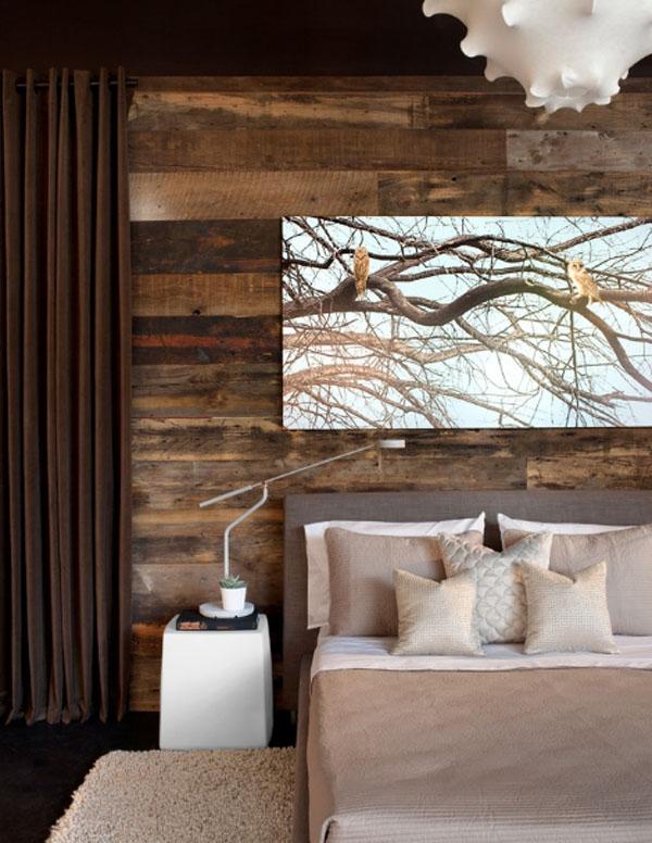 エイジングウッドのベッドルーム4