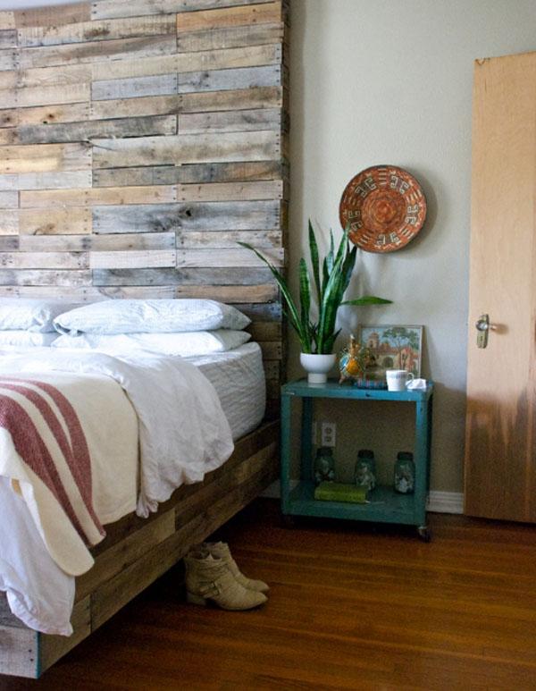 エイジングウッドのベッドルーム5