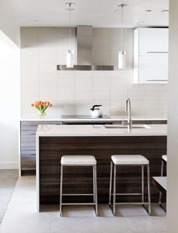 シンプル&ラグジュアリーのキッチン3