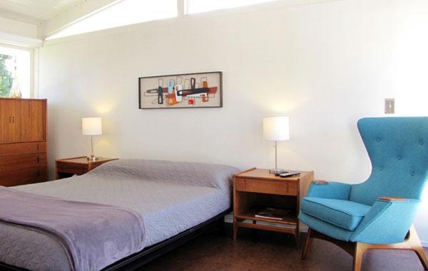 ナチュラルホワイトのベッドルーム1