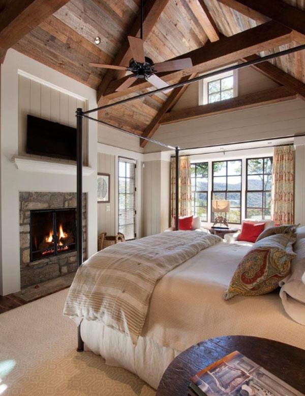 ホワイトウッドのベッドルーム5