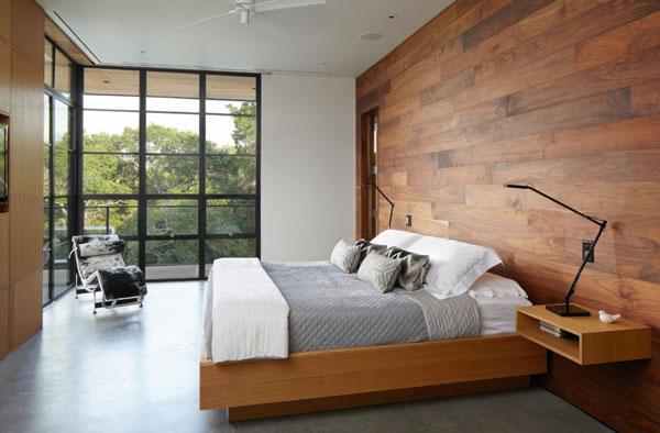 ライトウッドのベッドルーム5