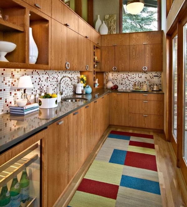 60年代スタイルキッチン3