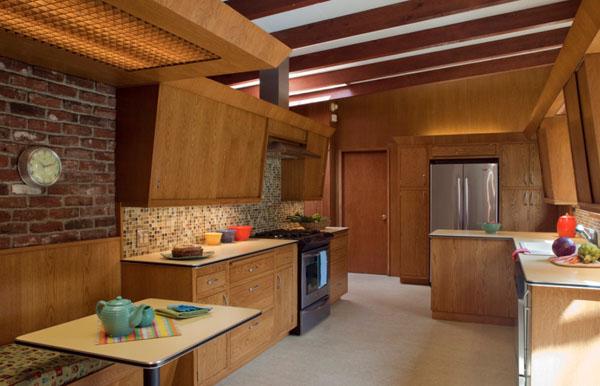 60年代スタイルキッチン4