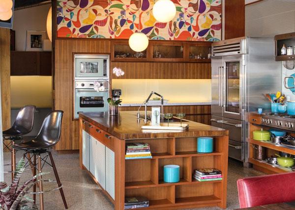 60年代スタイルキッチン5