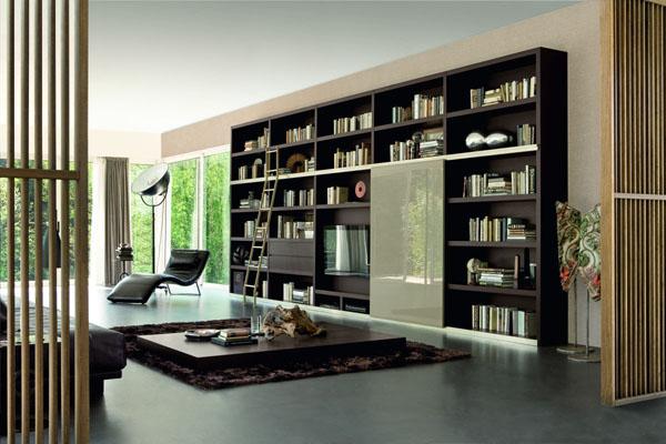 本棚のある生活2