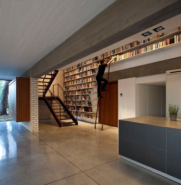 本棚のある生活3