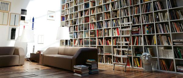 本棚のある生活4