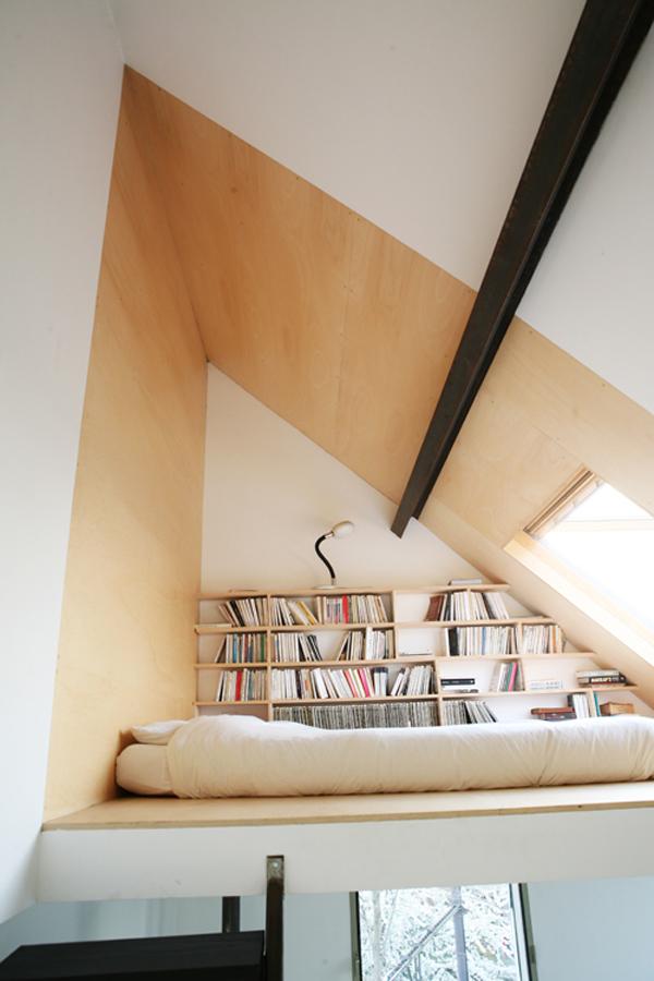 本棚のある生活5