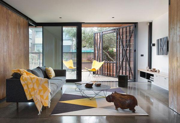 オーストラリアのウッドストーンハウス1