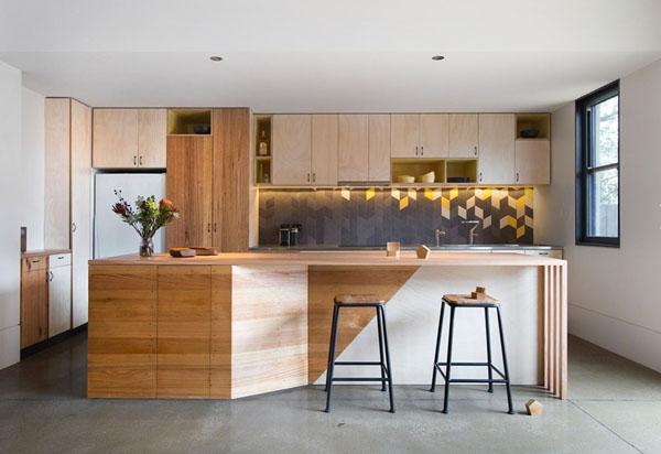オーストラリアのウッドストーンハウス2