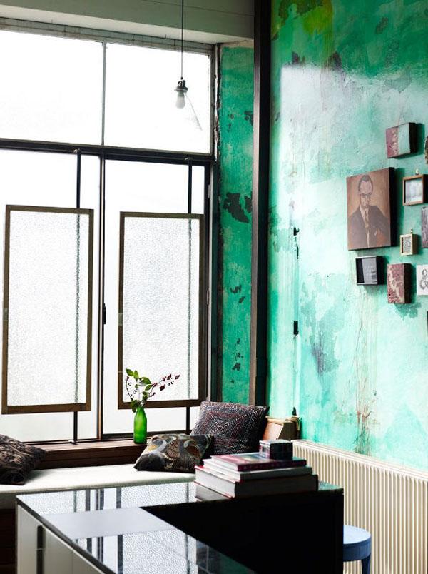 グリーンのアートハウス2