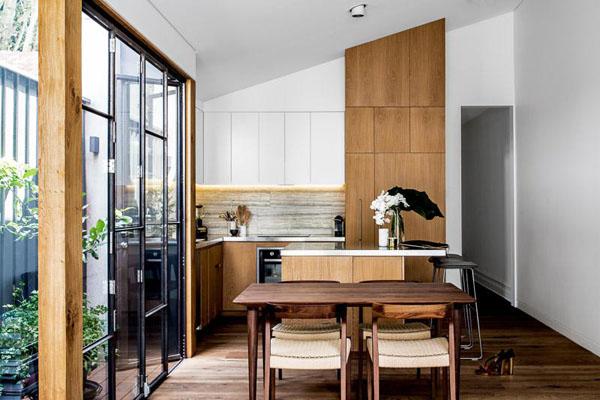 シドニーのテラスハウス1
