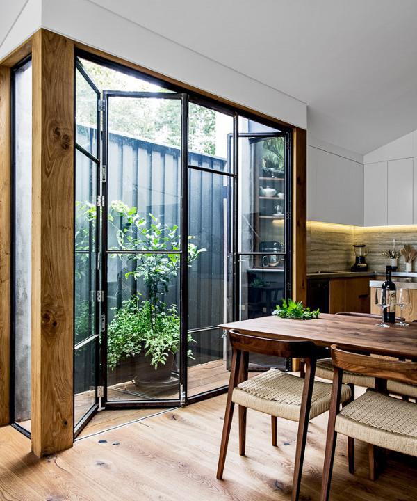 シドニーのテラスハウス2