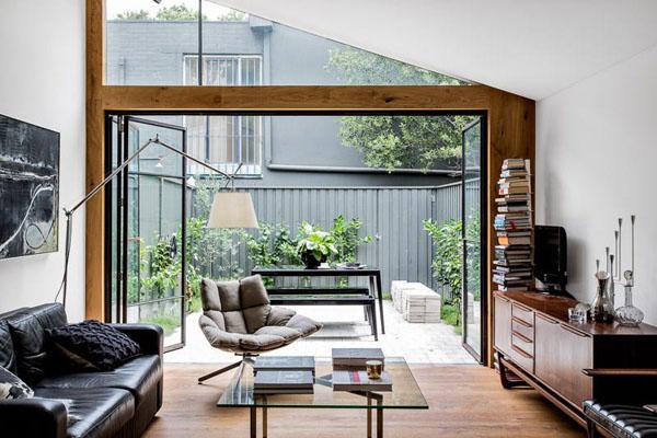 シドニーのテラスハウス4