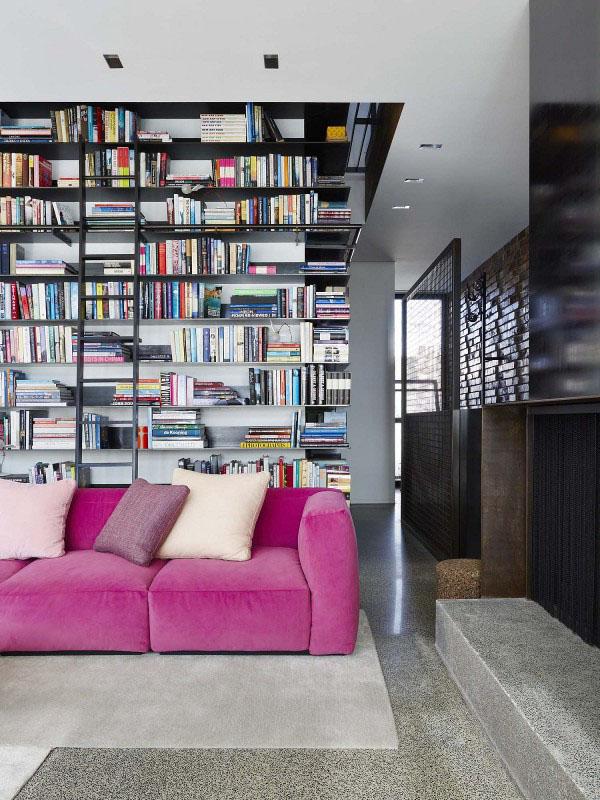 レンガのブックハウス4