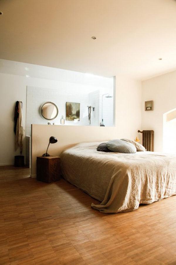 真っ白い家とアンティーク家具5