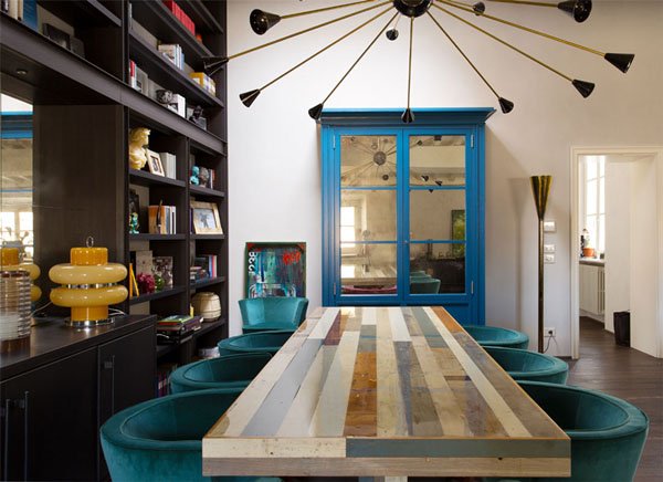 青いエイジングウッド家2
