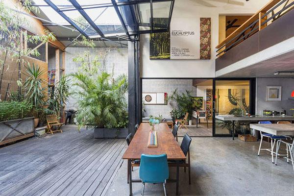 シドニーのアトリエハウス4