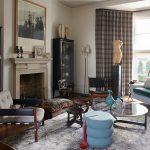 ロンドンのテキスタイルハウス2