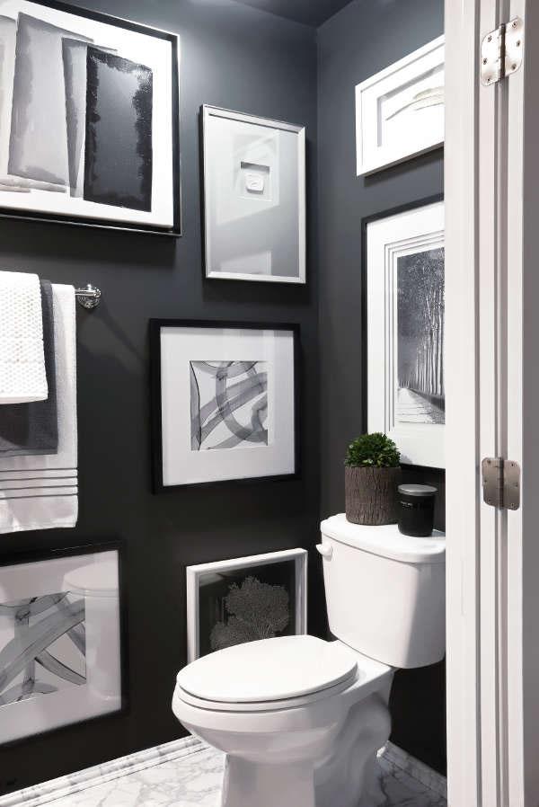 黒と白のラグジュアリースタイル7