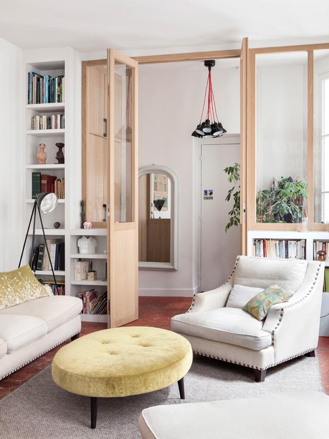 パリの北欧風アパートメント7