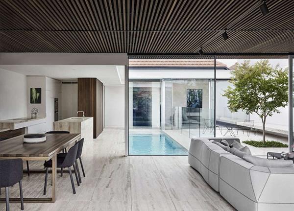 シドニーのリラックスハウス2
