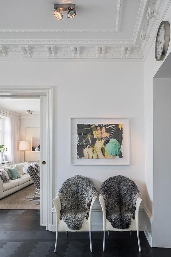 ストックホルムの美しいアパートメント4