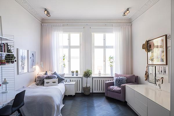 ストックホルムの美しいアパートメント6