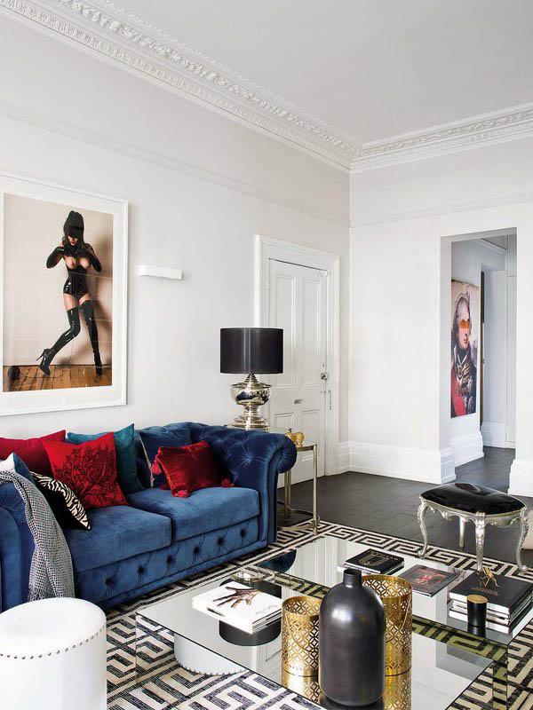 ロンドンのセクシーなアパート 7