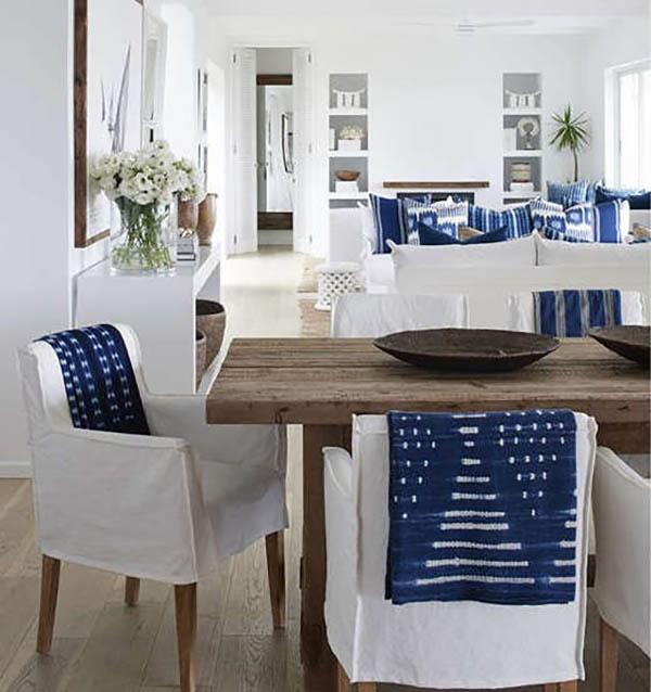 南アフリカの青のリラックスハウス7