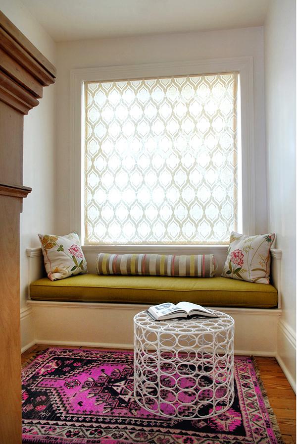 窓ぎわが魅力的なロマンチックハウス9
